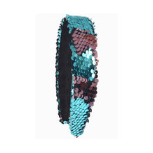 Load image into Gallery viewer, Sequin Headband - Mermaid