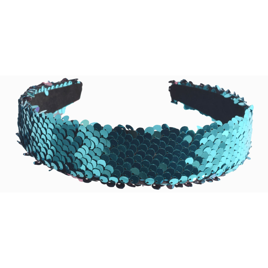 Sequin Headband - Mermaid