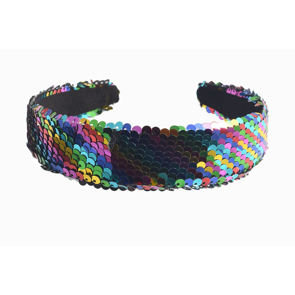 Sequin Headband - Multi