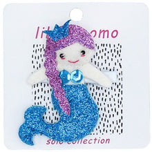 Load image into Gallery viewer, Sparkle Mermaid Solo Hair Clip