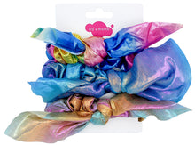 Load image into Gallery viewer, Sparkle & Shine Scrunchie Trio
