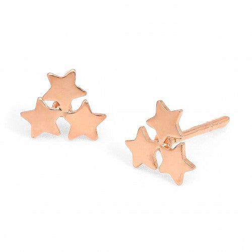 Starry Night Sterling Silver Earrings