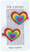 Load image into Gallery viewer, Sweet Hearts Hair Clip