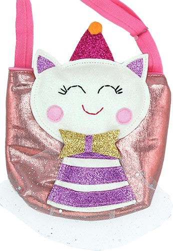 It's A Kitty Party Hand Bag