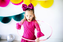 Load image into Gallery viewer, Big Sequin Bow - Party Time