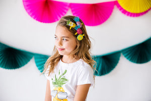Pint Size Pineapple Solo Hair Clip