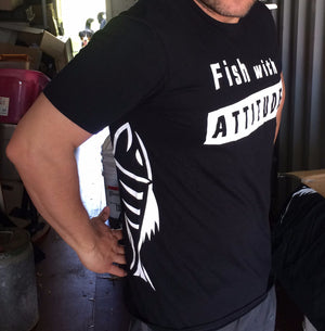 Fish with Attitude<br>T-Shirt