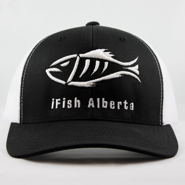 iFish Alberta Snap-Back Cap