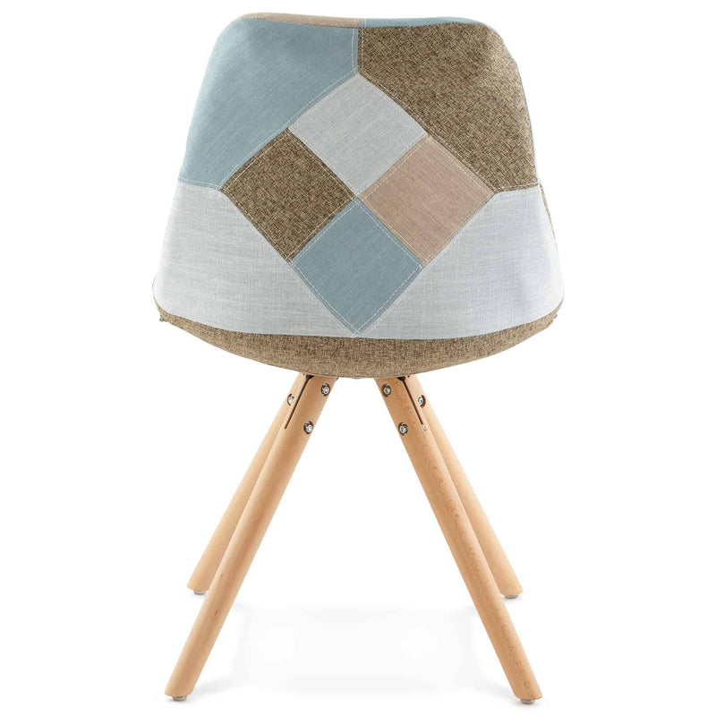 BOHEMY Patchwork Design Chair
