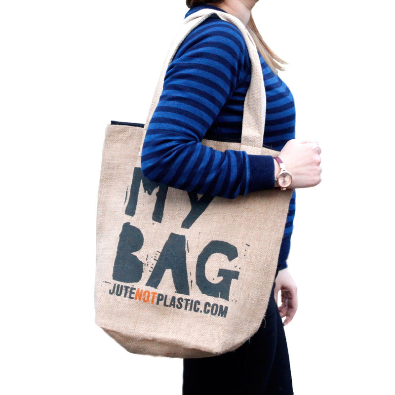 ECO Jute Bag - My Bag