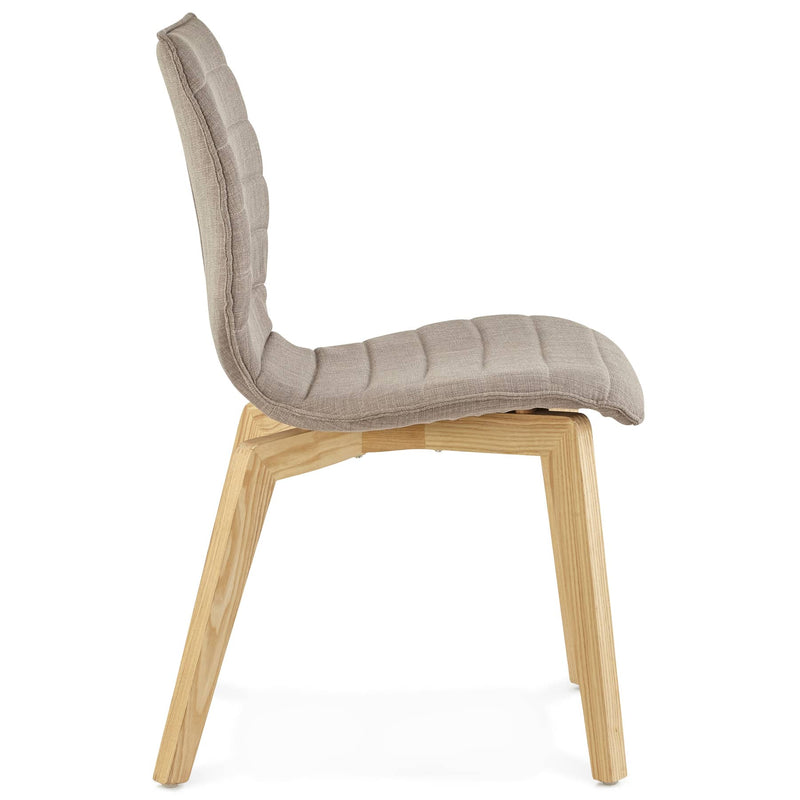 HARDY Solid Ash Wood Chair