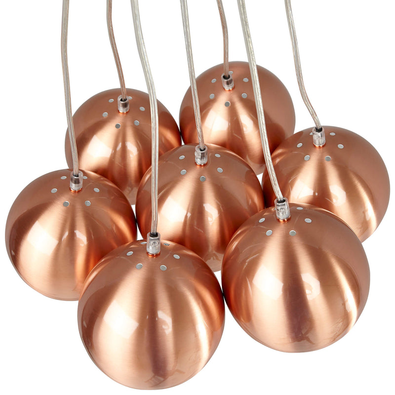 Copper Retro Chic Hanging Ceiling Lights