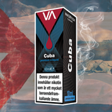 Innovation Cuba 10 ml e juice. A deep and dense flavour from the leaves of Cuban tobacco.