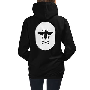 Kids Bee & Crossbones Hoodie (2 color options)
