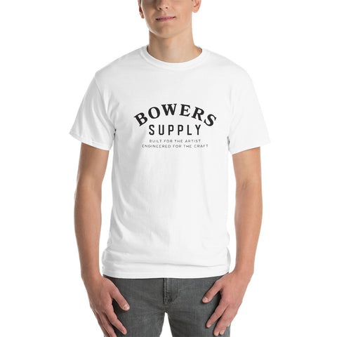 Bowers Supply Short Sleeve T-Shirt (multiple colors)