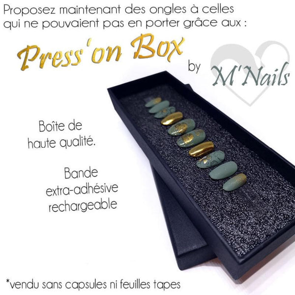 Press on Nails Box