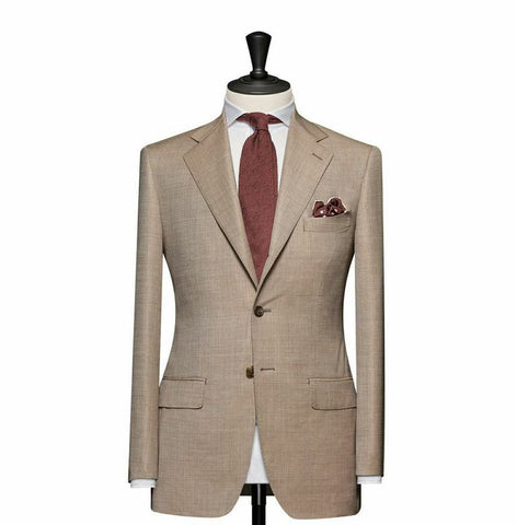 """The Berkshire"" Beige Suit"