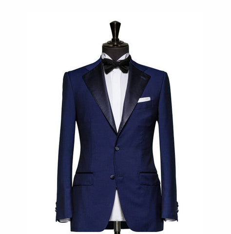 """The Jefferson"" Navy Tuxedo"