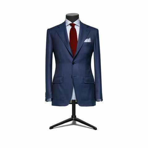 """The Berkshire"" Navy Blue Suit"