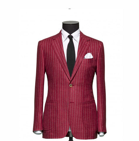 """The Cambridge""  Red Suit"
