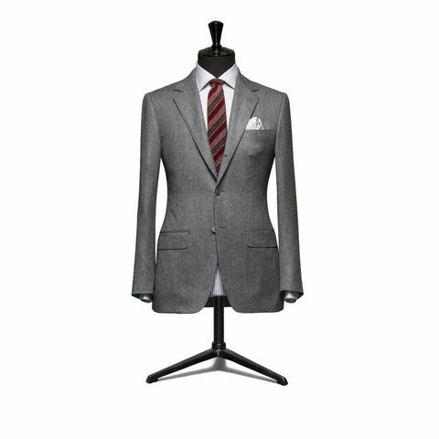 """The Berkshire"" Gray Suit"