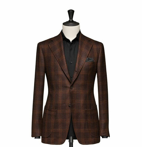 """The Clover"" Plaid Blazer"