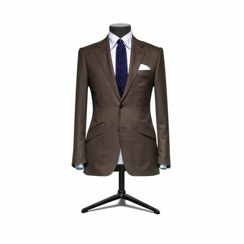 """The Berkshire"" Brown Suit"