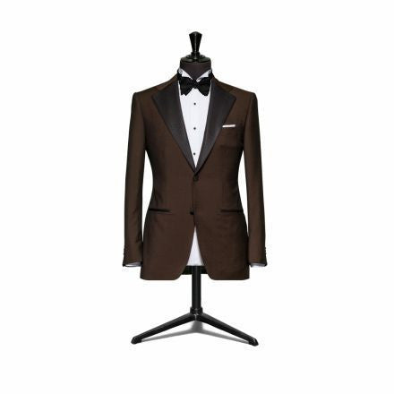 """The Jefferson"" Brown Tuxedo"
