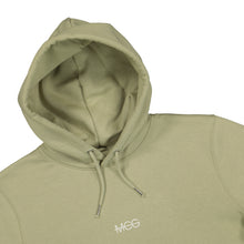 Laden Sie das Bild in den Galerie-Viewer, MCG LOGO HOODIE SAGE