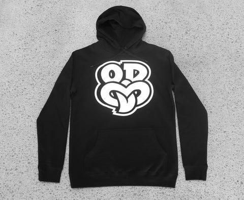 OD Tiki Pullover Hooded Sweatshirt with pocket