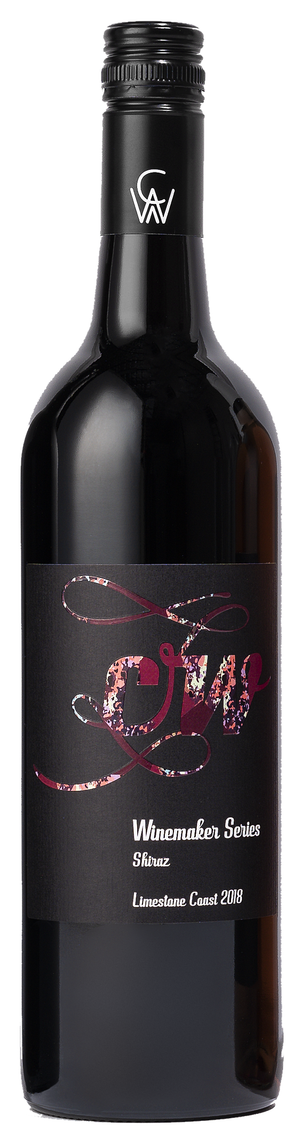 CW Winemaker Series 2018 Shiraz
