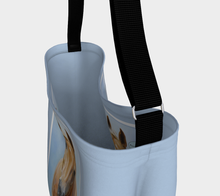 Load image into Gallery viewer, Golden Palomino Horse Art Day Tote Bag