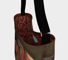 Load image into Gallery viewer, Forever Friends Horse Art Tote Bag