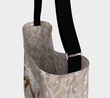 Load image into Gallery viewer, Leopard Appaloosa Horse Neutral Beige Day Tote Bag
