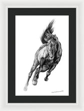 Load image into Gallery viewer, Head On - Framed Print