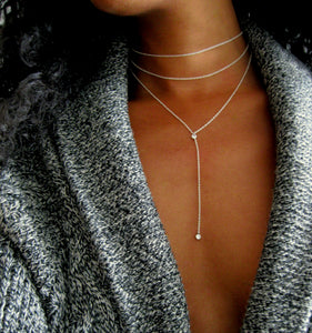 Double Diamond Lariat