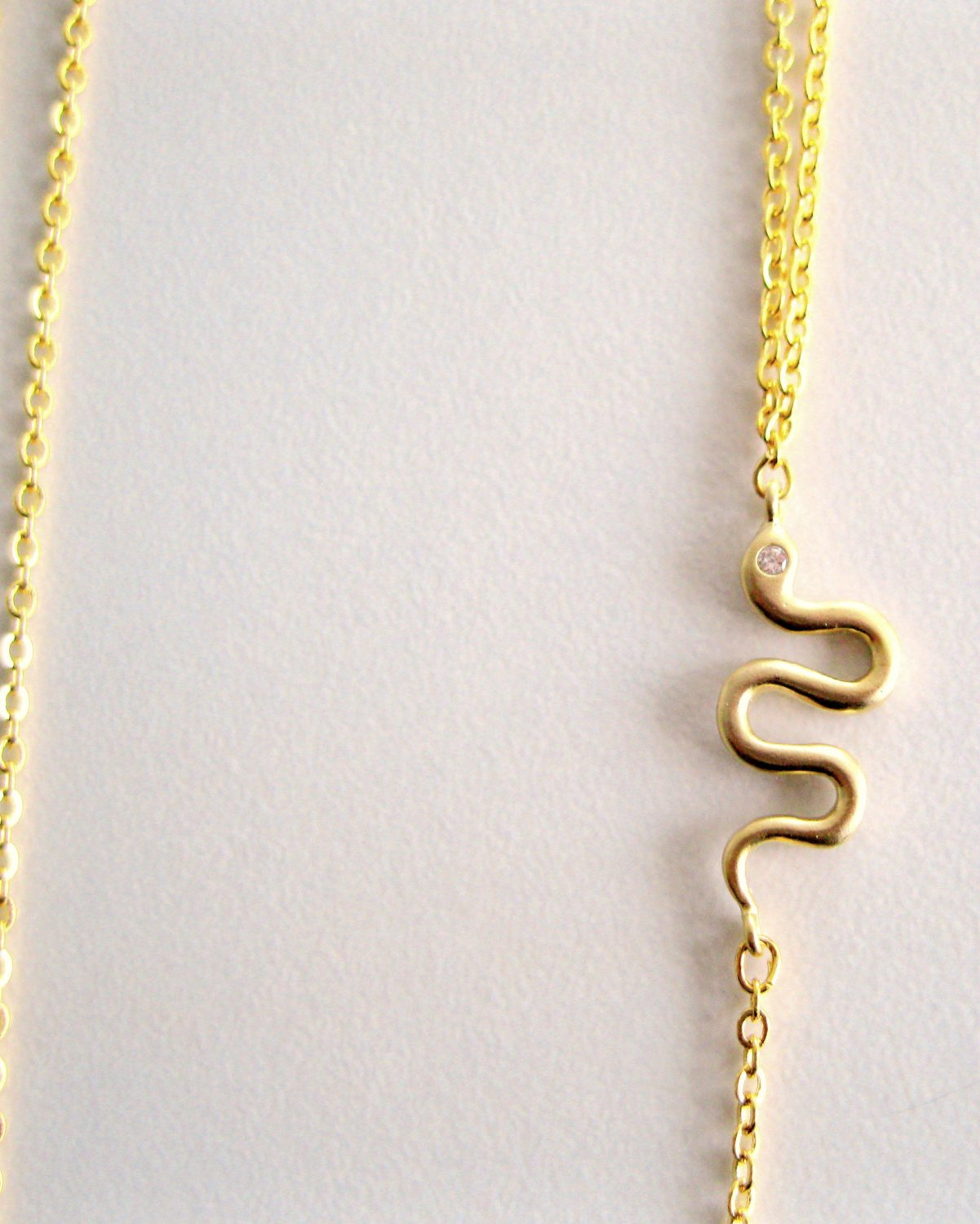 Le Serpent Necklace