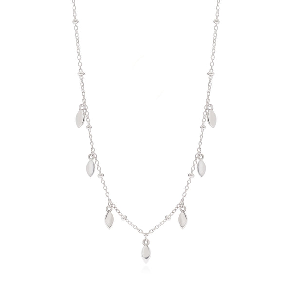 Amara Necklace - Silver