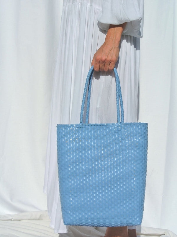 Eco Tote Shopper - Azzura