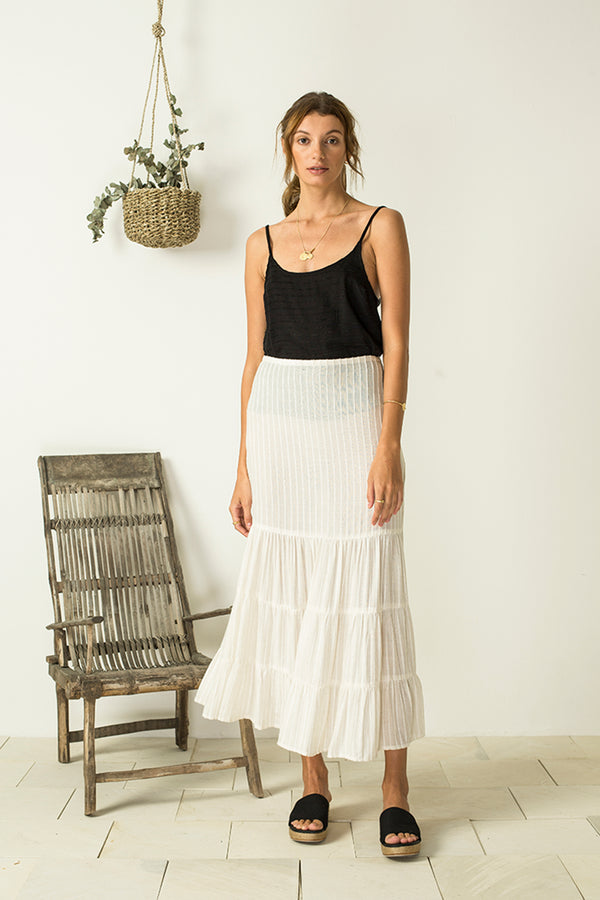 Raquel Skirt - Natural