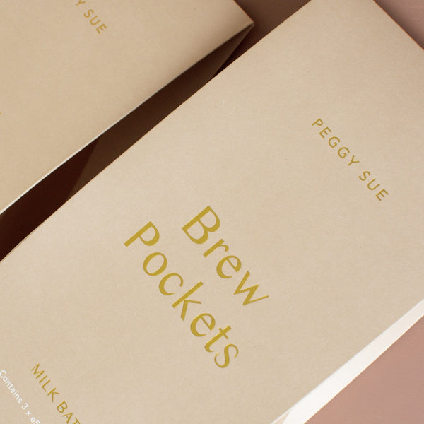 Brew Pockets - Milk Bath