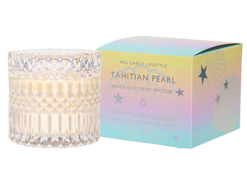 Candle Tahitian Pearl - Beach Days Fruit Spritzer (Limited Edition)