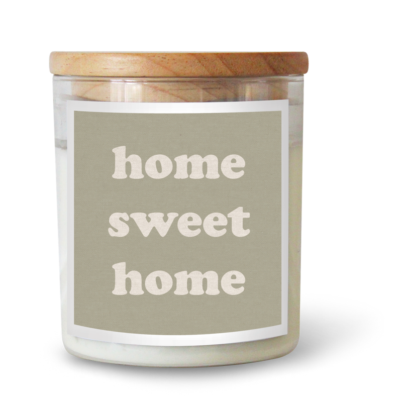 Home Sweet Home Candle