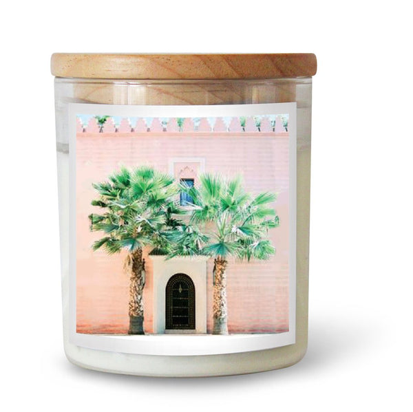 The Magical Marrakesh Candle