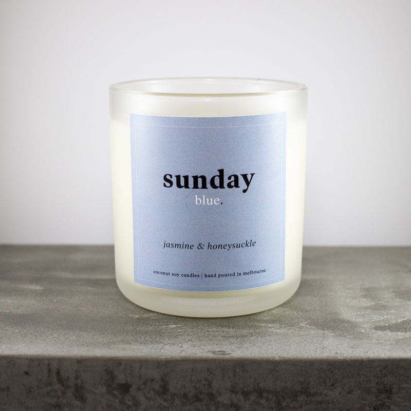 Candle - Jasmine & Honeysuckle