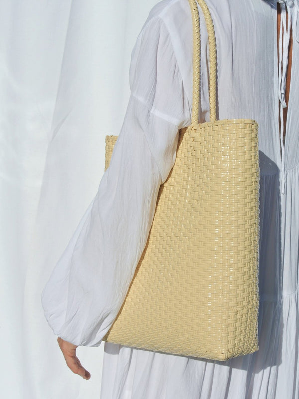 Eco Tote Shopper - Butter