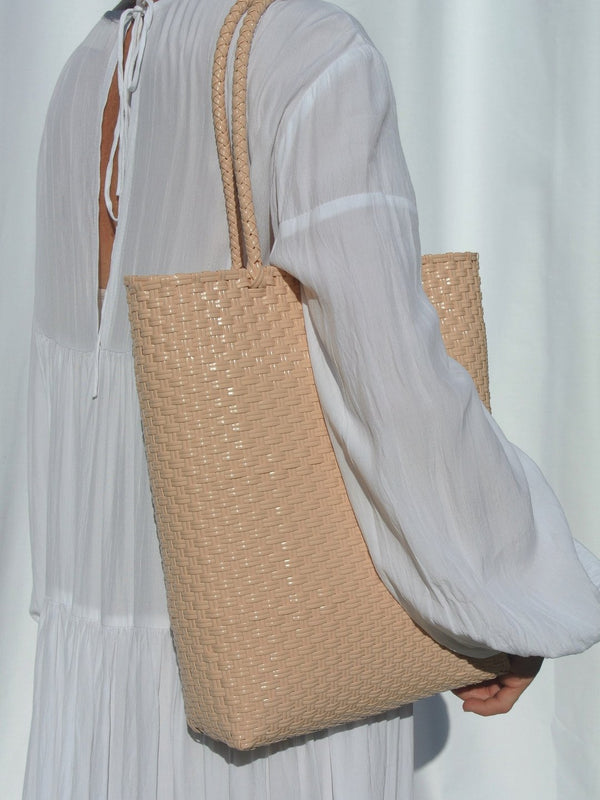 Eco Tote Shopper - Nude