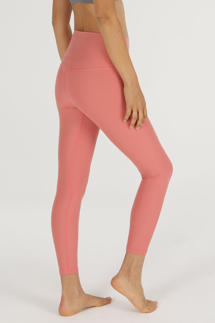 Silhouette Legging 7/8 - Rose Tan