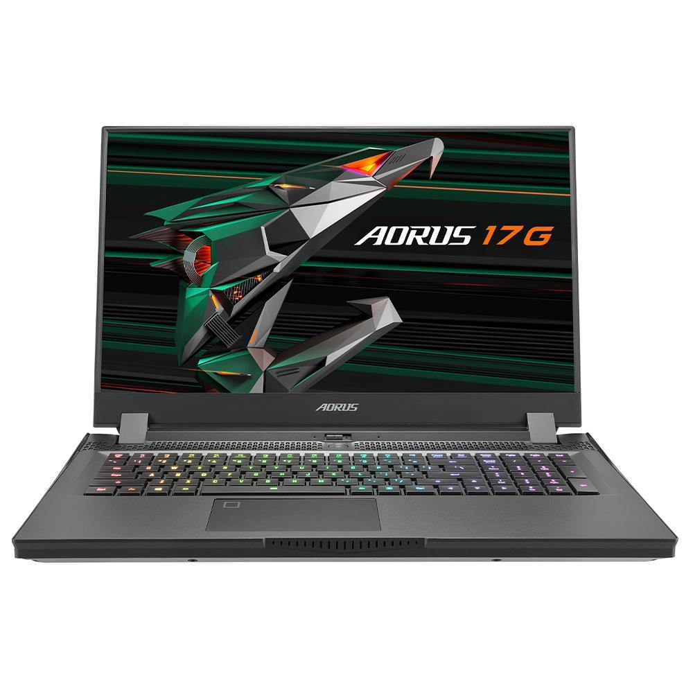 "AORUS 17"" Full HD 300Hz IPS i7 RTX 3080 Max-Q Gaming Laptop - Utopia Computers"