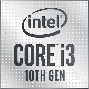 Intel CPU Intel Core i3-10100 4-Core 3.6Ghz Comet Lake